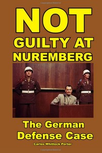 Not Guilty at Nuremberg